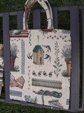 german tapestry tote in Ramstein, Germany