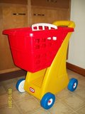 Little Tikes Shopping Cart Like New in DeKalb, Illinois
