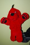 """Clifford"" Puppet in Wheaton, Illinois"
