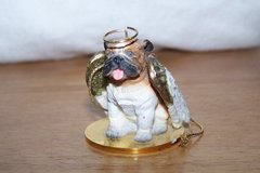 Bulldog Angel Figurine in Kingwood, Texas