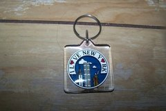 'I Love New York' Key Ring in Houston, Texas