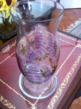 Whisteria Candle Hurricane Lamp in DeRidder, Louisiana