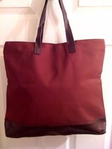 New,Calvin Klein Burgundy Tote in Fort Polk, Louisiana