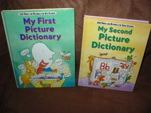 My First & Second Picture Dictionary By S. Foresma in Kingwood, Texas