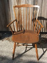 Antique Oak Armchair in Bolingbrook, Illinois