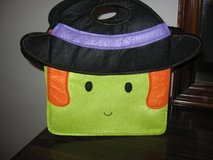 Witch Felt Trick or Treat Bag in Columbus, Georgia